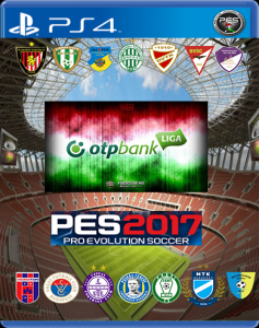 OPTION FILE PS4 (PES 2017) | PES KLUB HUNGARY